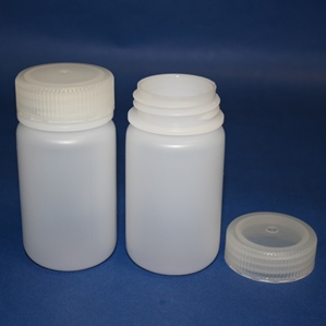 125ml Polypropylene Plastic Bottles 10 Pk
