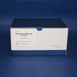 Adenovirus Purification Maxi Kit (4 preps)