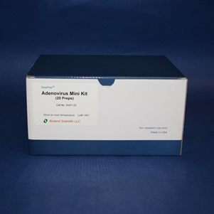 Adenovirus Purification Mini Kit (20 preps)