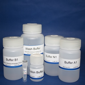 Buffer set for plasmid miniprep
