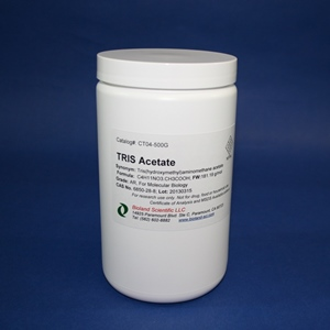 how to make tris acetate buffer