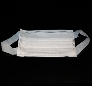Disposable Face Mask with Wide Strap (50/box)
