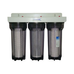 Prefiltration Kit (Three Stage)