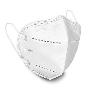 KN95 Face Mask (5-Layer, 100/case)