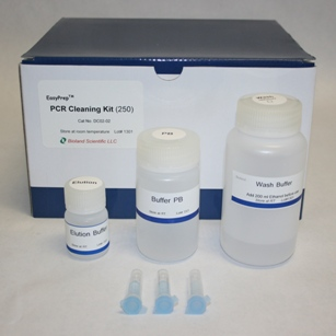 PCR cleaning kit (250 Preps)